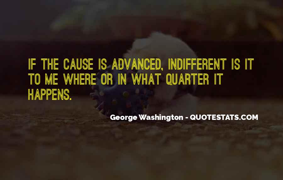 Quotes About Life From George Washington #1424741