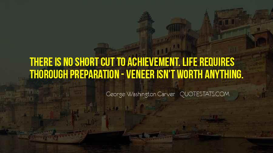 Quotes About Life From George Washington #1612305