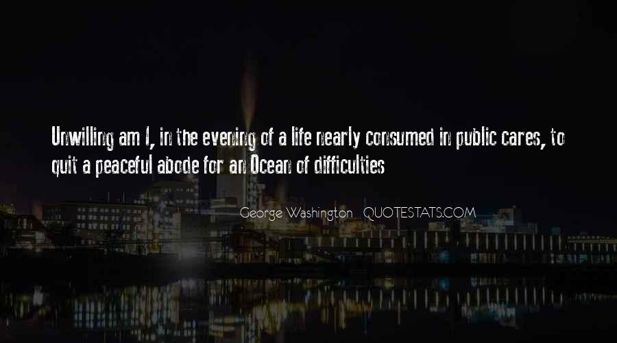 Quotes About Life From George Washington #185196