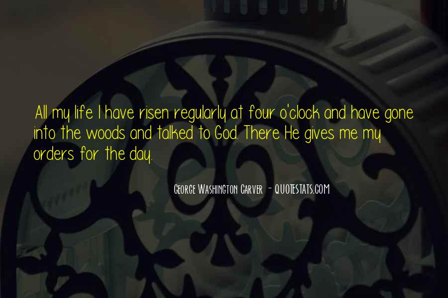 Quotes About Life From George Washington #280481