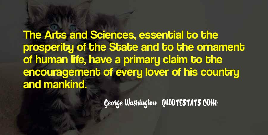Quotes About Life From George Washington #575361