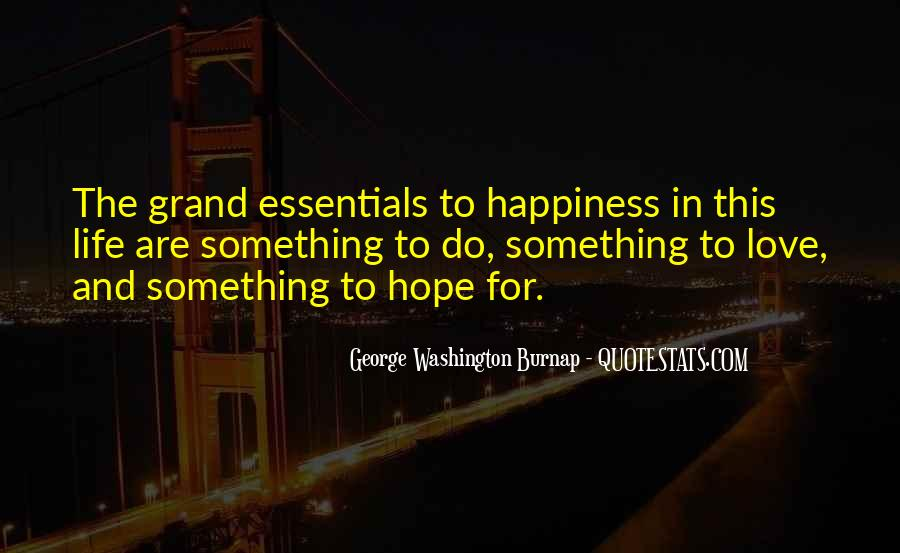 Quotes About Life From George Washington #735045