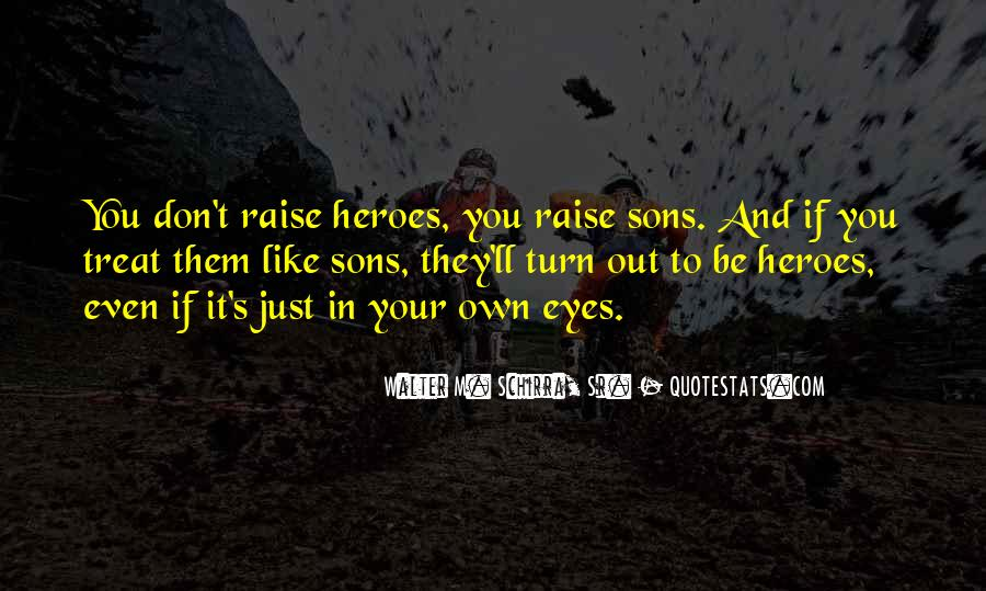 Childless Father Quotes #1056531