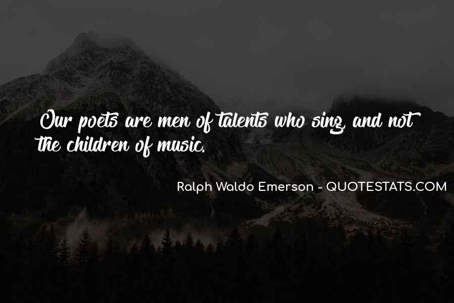Children's Talents Quotes #1197473