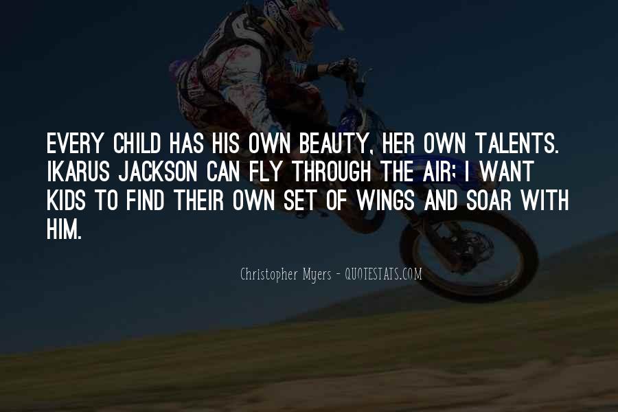 Children's Talents Quotes #1301523