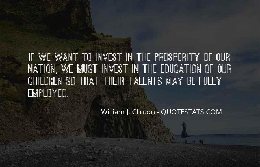 Children's Talents Quotes #332531