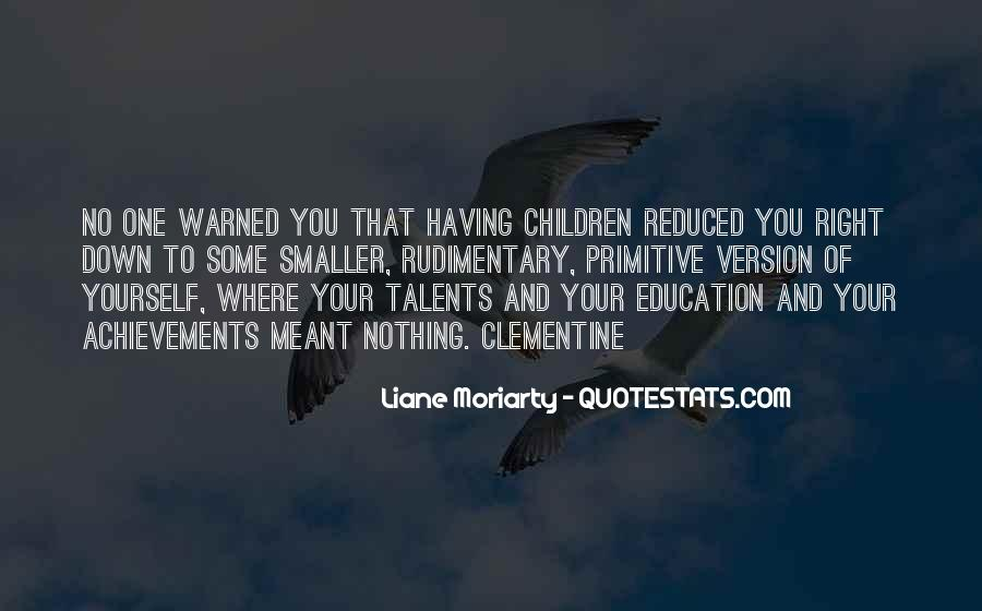Children's Talents Quotes #512013