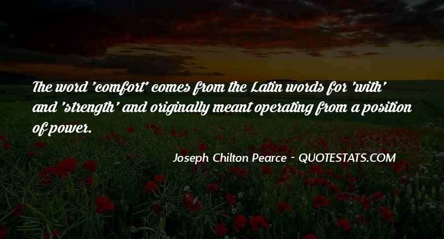 Chilton Pearce Quotes #1309478
