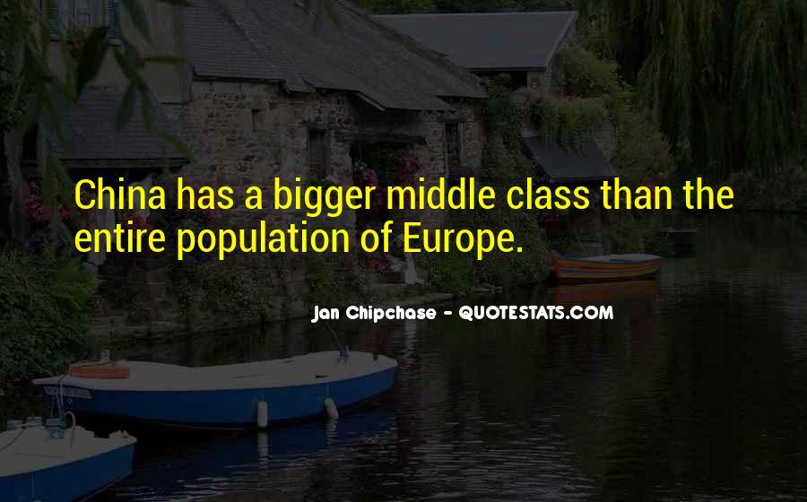 China Population Quotes #1811029