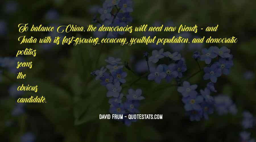 China Population Quotes #283831