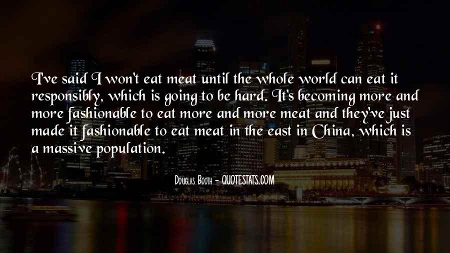 China Population Quotes #3064