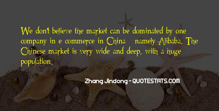 China Population Quotes #495753