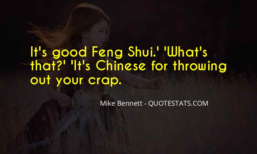 Top 12 Chinese Feng Shui Quotes: Famous Quotes & Sayings ...