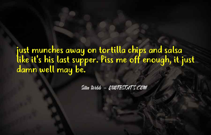 Chips Away Quotes #41663