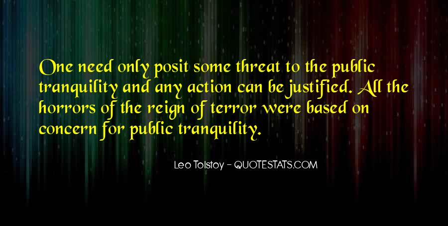 Quotes About The Reign Of Terror #1133963