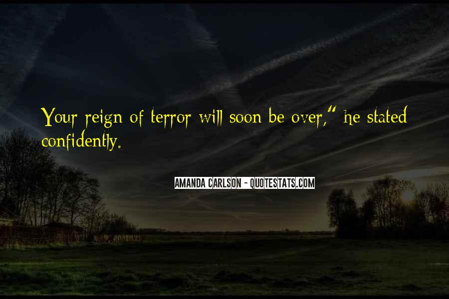 Quotes About The Reign Of Terror #375611