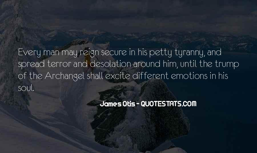 Quotes About The Reign Of Terror #592730