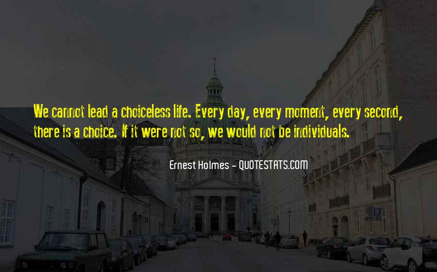 Choiceless Quotes #520325