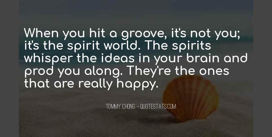 Chong Quotes #1008317