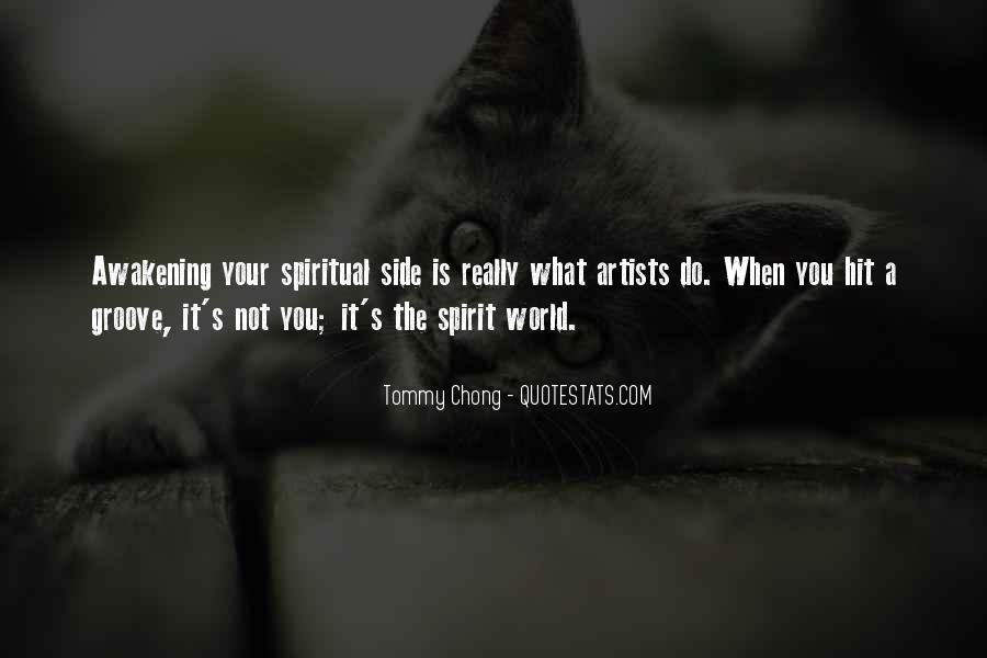 Chong Quotes #1296843