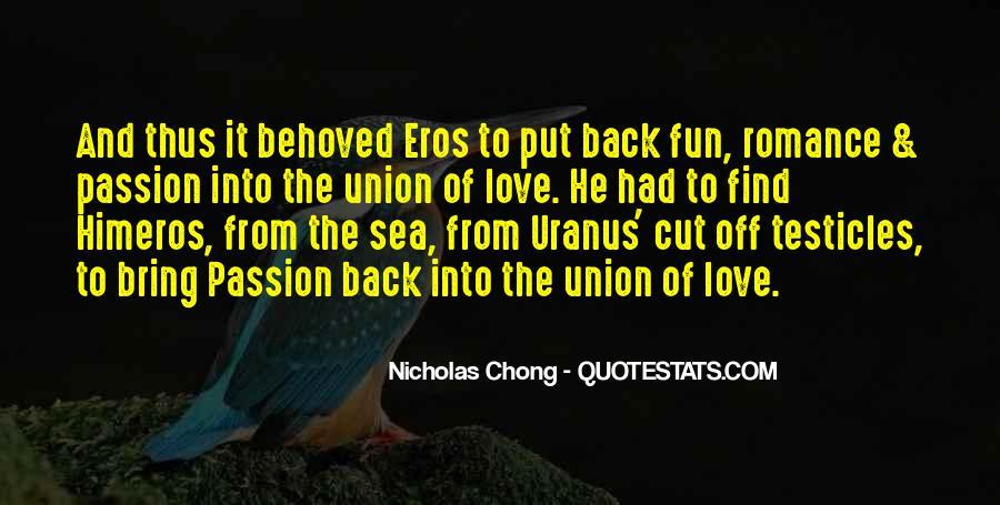 Chong Quotes #1353860