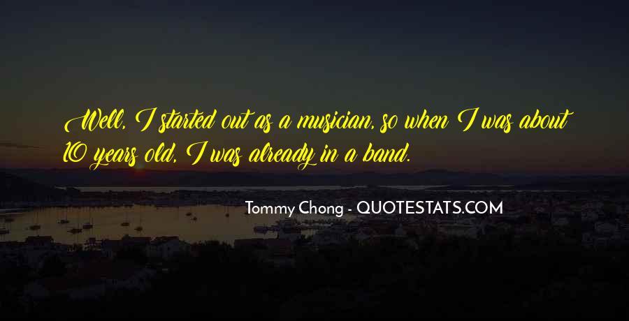 Chong Quotes #135898