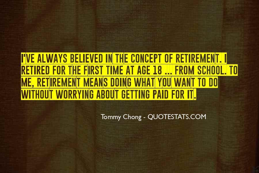 Chong Quotes #45508
