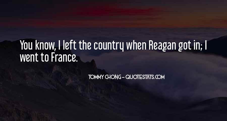 Chong Quotes #479709