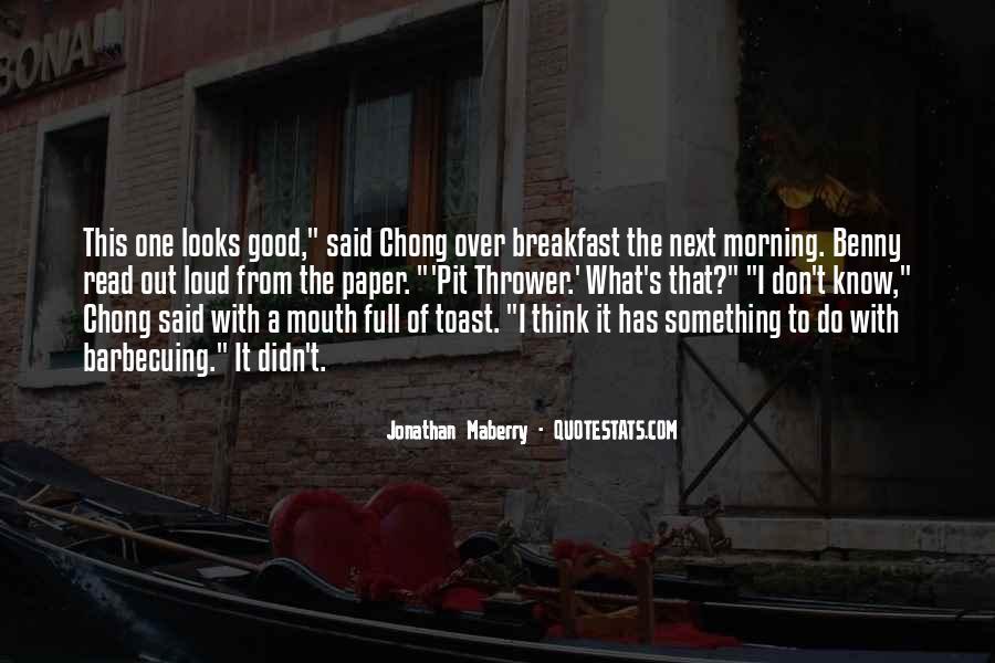 Chong Quotes #509897