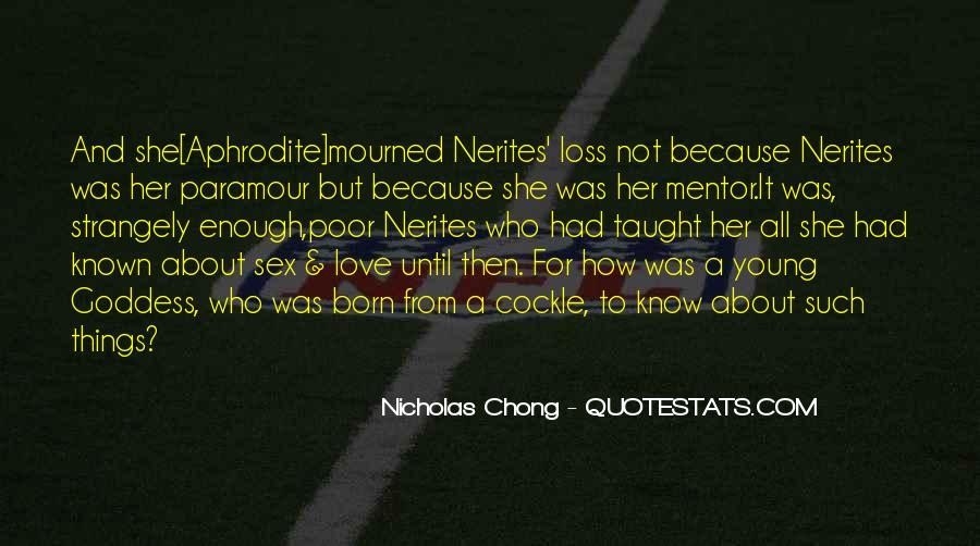 Chong Quotes #511436