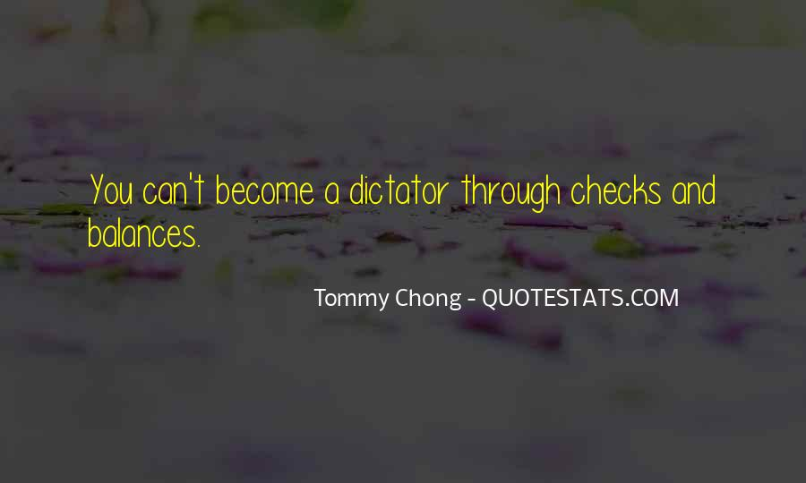 Chong Quotes #592364