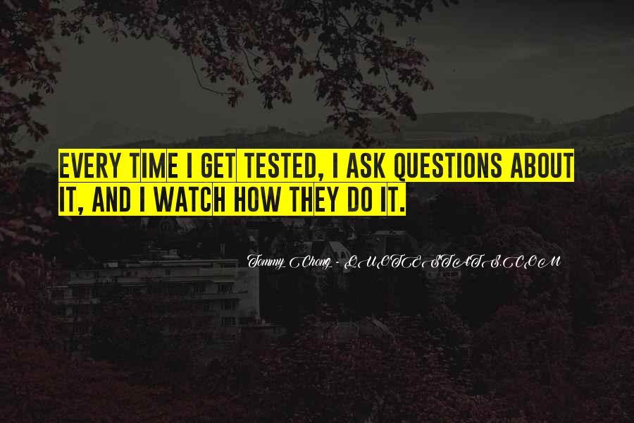 Chong Quotes #621040