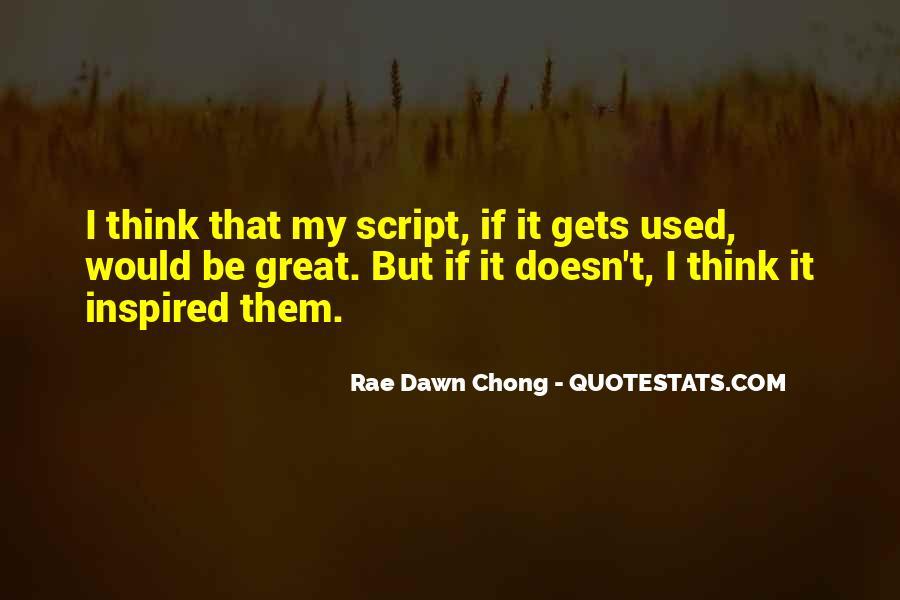 Chong Quotes #623070