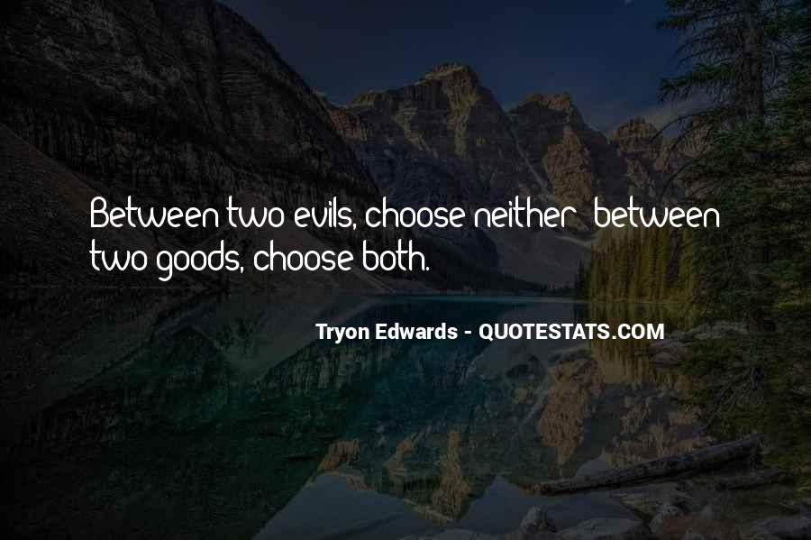 Choose Both Quotes #232116