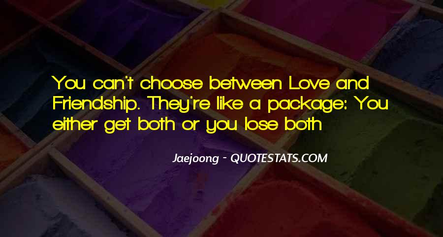 Choose Both Quotes #28007