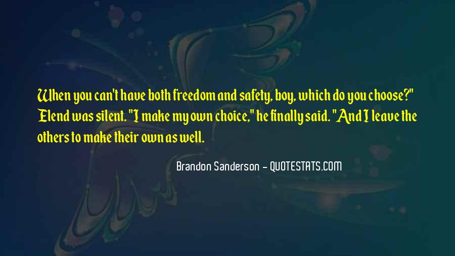 Choose Both Quotes #332063