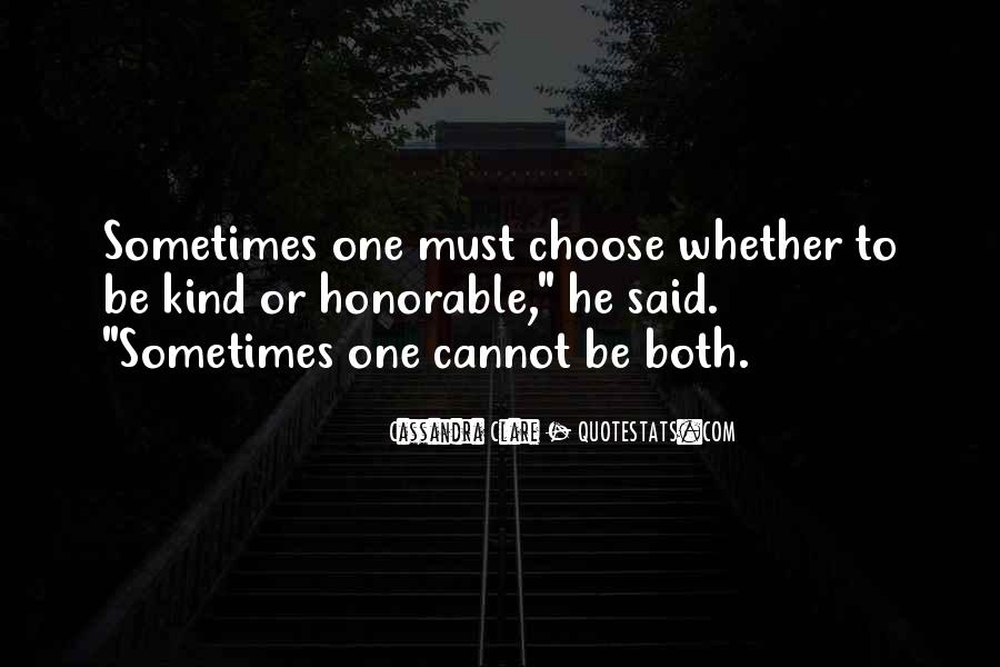 Choose Both Quotes #444696