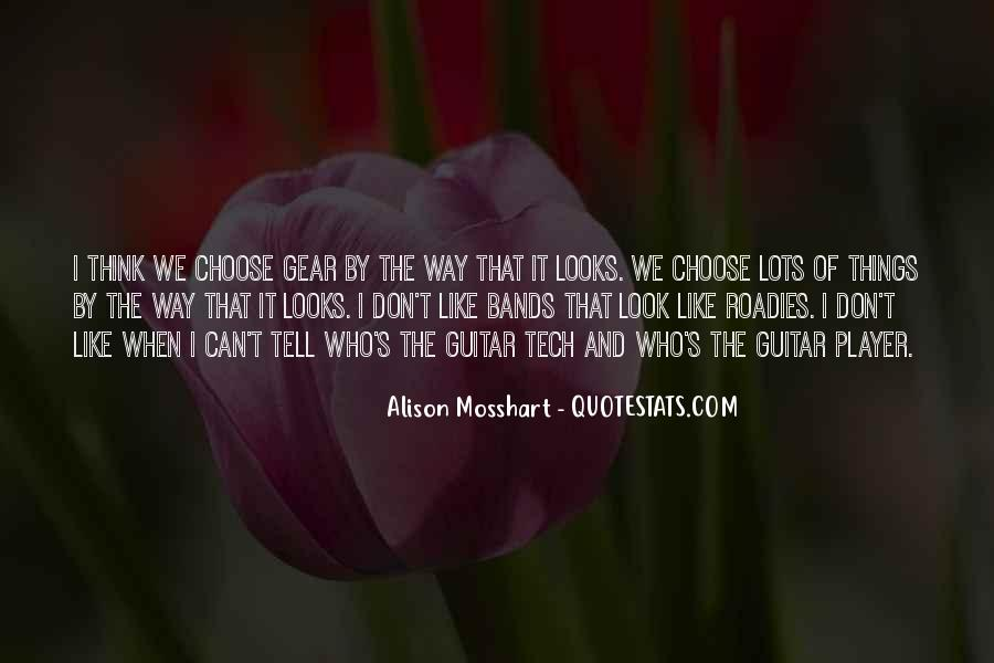 Choose Her Over Me Quotes #11595