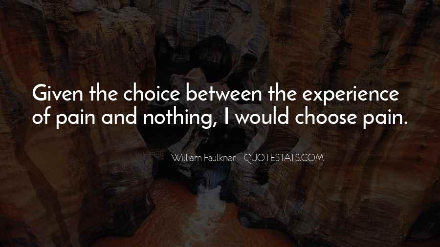Choose Her Over Me Quotes #15291