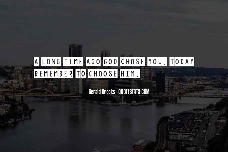 Choose Her Over Me Quotes #18873