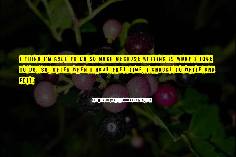 Choose Her Over Me Quotes #20458