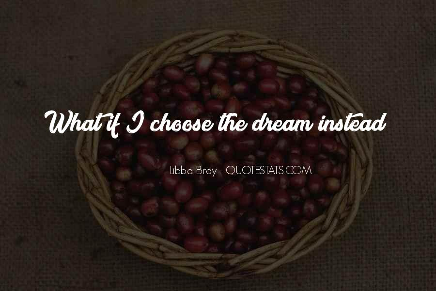 Choose Her Over Me Quotes #24153