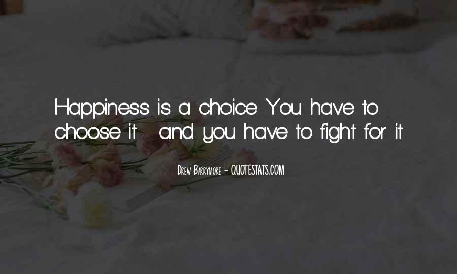 Choose Her Over Me Quotes #2487