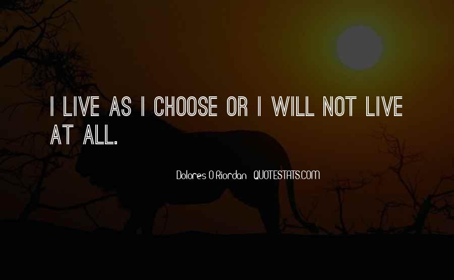 Choose Her Over Me Quotes #421