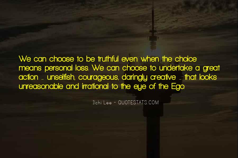 Choose Her Over Me Quotes #5086