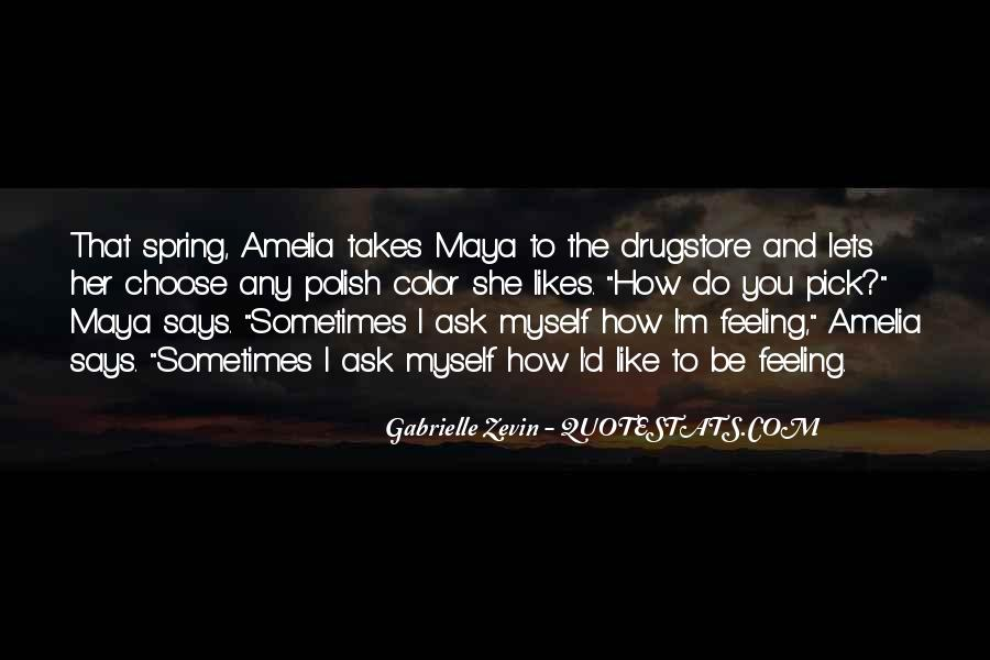 Choose Her Over Me Quotes #5801