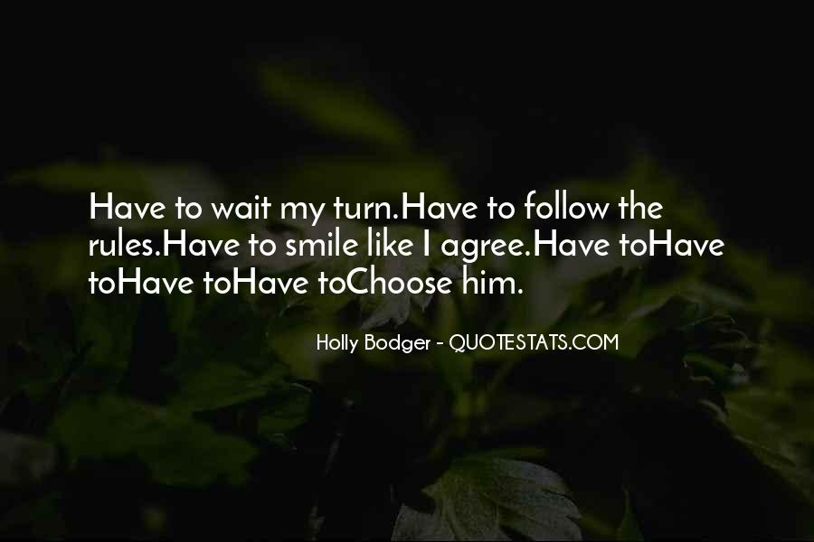 Choose To Smile Quotes #88356