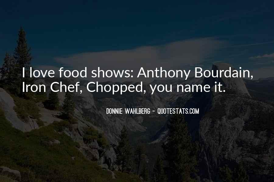 Chopped Chef Quotes #1036137