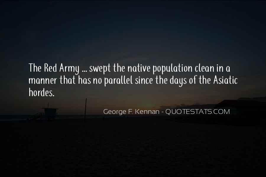 Quotes About The Red Army #1769285