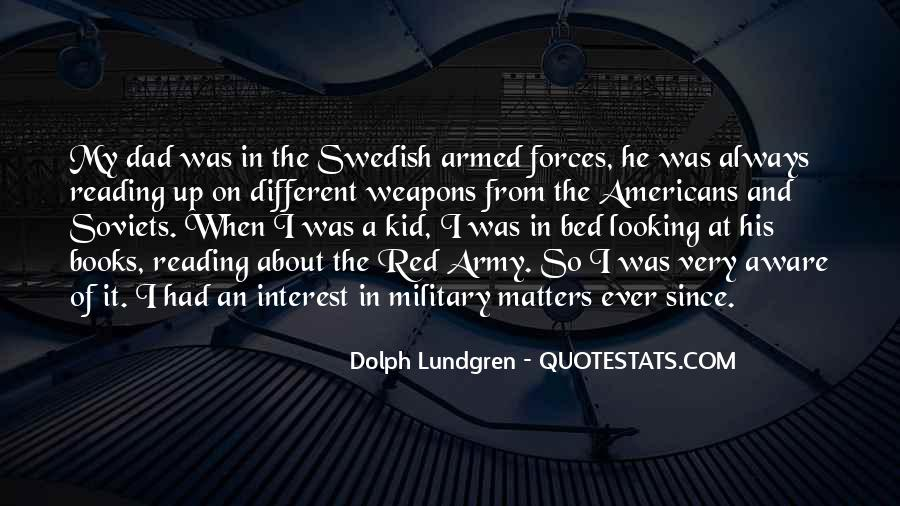 Quotes About The Red Army #185651